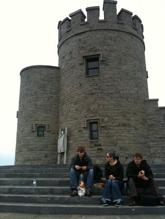 Und noch 'ne Burg. Für Wolfgang und Tobi.