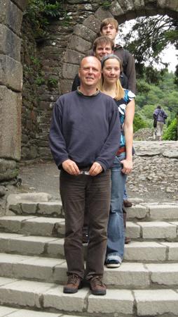 In Glendalough